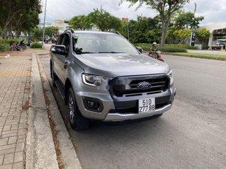 Bán Ford Ranger đời 2018, màu bạc, nhập khẩu chính chủ, giá tốt