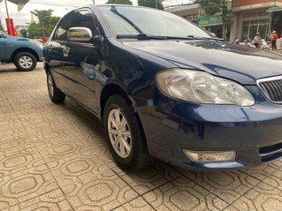 Cần bán Toyota Corolla Altis sản xuất năm 2003, màu xanh lam