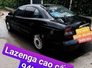Cần bán Daewoo Leganza năm sản xuất 2002, màu đen