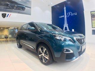 [ Peugeot Thanh Xuân] Peugeot 5008 2021 - ưu đãi trả góp 90% chỉ từ 100tr, tặng film CN + thảm sàn + giao xe đủ màu