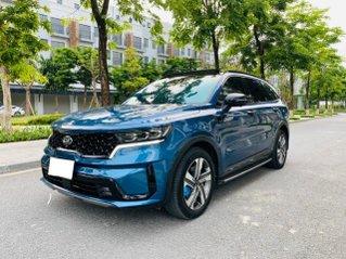 Bán xe Kia Sorento sản xuất năm 2020, màu xanh lam