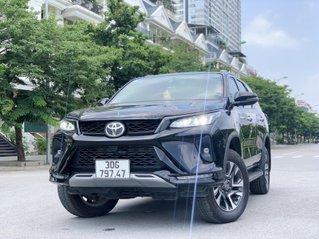 Siêu Hot Toyota Fortuner Legender 4X2 AT, đăng ký lần đầu T12/2020, cá nhân Hà Nội mới chạy 4.000km nguyên mùi mới