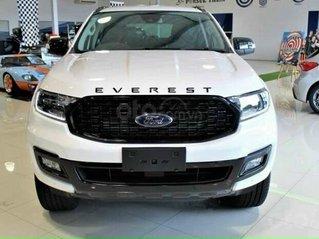 Ford Gia Lai - Bán Ford Everest Titanium 2021, chỉ 300tr nhận xe ngay,trả góp 85%, tặng PK xịn xò, ưu đãi hấp dẫn, giá rẻ nhất Gia Lai