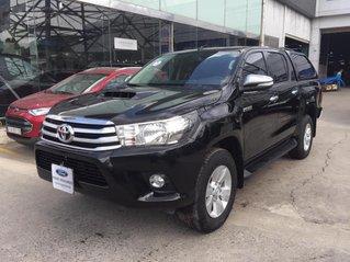 Cần bán Toyota Hilux sản xuất 2015, màu đen, giá cả hợp lý, xe đẹp lung linh
