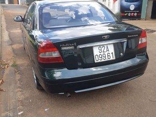 Cần bán lại xe Daewoo Nubira năm 2000, màu xanh