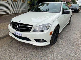 Cần bán Mercedes C class sản xuất 2008, nhập khẩu nguyên chiếc còn mới