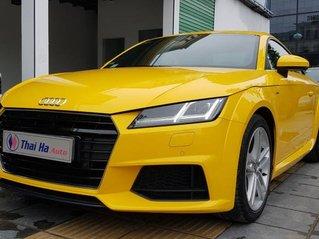 Cần bán lại xe Audi TT 2017, màu vàng, nhập khẩu nguyên chiếc