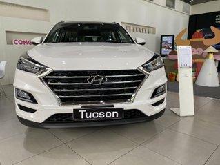 Hyundai Tucson 2.0 đặc biệt xăng 2021, giảm tiền mặt, xe đủ màu, đủ phiên bản, hỗ trợ trả góp tới 85%