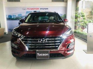 Hyundai Tucson 2.0 tiêu chuẩn 2021, giảm tiền mặt, xe đủ màu, đủ phiên bản, hỗ trợ trả góp tới 85%