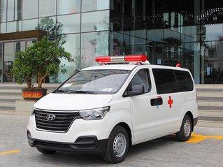 [Hyundai Thủ Đức]  Hyundai Starex cứu thương 2021 giá ưu đãi, tặng kèm phụ kiện chính hãng