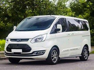 Bán Ford Tourneo Titanium 2.0 AT đời 2019, màu trắng, nhập khẩu