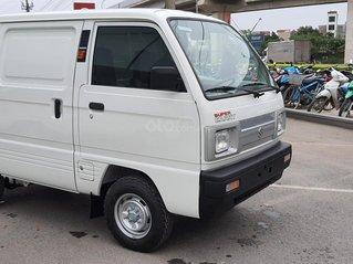 Cần bán xe sUzuki Blind Van 580kg 2021, động cơ euro 4, giao xe ngay