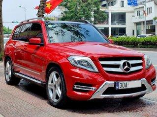 Cần bán Mercedes GLK 250 sản xuất 2013, màu đỏ, giá chỉ 838 triệu