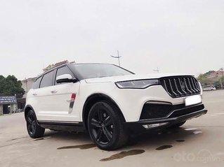 Cần bán lại xe Zotye Z8 năm 2018, màu trắng, xe nhập còn mới