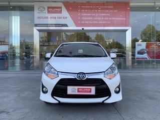 Xe cá nhân Toyota Wigo 1.2AT - Màu trắng - đi 25.000km
