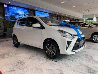 Bán ô tô Toyota Wigo năm sản xuất 2021 tặng lên đến 20 triệu, đủ màu giao sớm