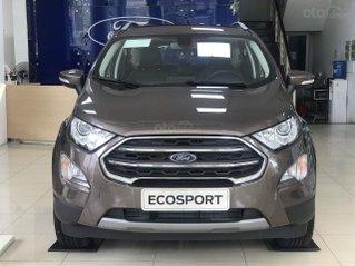 Bán ưu đãi Ford EcoSport 2021, giá từ 560 triệu, tặng bảo hiểm thân vỏ, gói phụ kiện, hỗ trợ đăng ký giao xe tận nơi