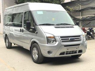 Bán Ford Transit 2021, trả góp hơn 80%, chỉ cần 150tr nhận xe ngay, giảm giá tiền mặt, đăng ký làm biển Hà Nội