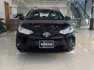 [Ưu đãi lớn - Giảm cực sâu] thanh toán 143tr nhận ngay xe Toyota Vios 2021 1.5E, tặng phụ kiện chính hãng, giao xe ngay