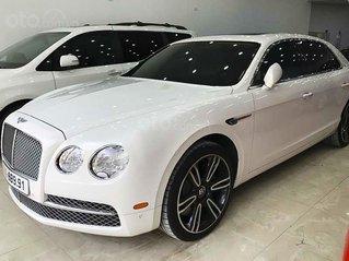 Bán ô tô Bentley Flying Spur sản xuất năm 2013, màu trắng, xe nhập