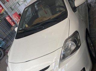 Bán xe Toyota Vios đời 2009, màu trắng, nhập khẩu nguyên chiếc