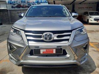 Cần bán xe Toyota Fortuner G năm 2018, màu bạc, nhập khẩu nguyên chiếc