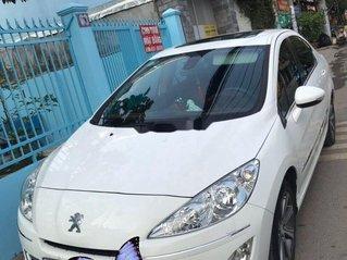 Cần bán xe Peugeot 408 đời 2016, màu trắng còn mới, giá chỉ 470 triệu