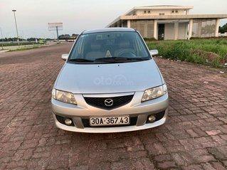 Bán Mazda Premacy đời 2003, màu bạc số tự động, giá chỉ 169 triệu