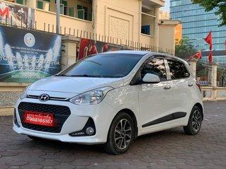 Cần bán gấp Hyundai Grand i10 năm 2017, màu trắng số sàn