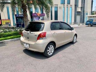 Cần bán Toyota Yaris sản xuất năm 2009, màu vàng, nhập khẩu, giá chỉ 315 triệu