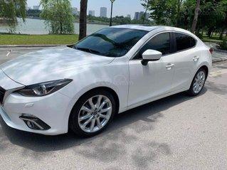 Bán xe Mazda 3 đời 2015, màu trắng, giá 508tr