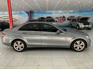 Cần bán xe Mercedes C200 2010, màu xám số tự động giá cạnh tranh