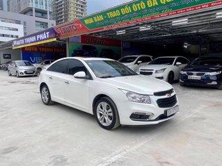 Bán ô tô Chevrolet Cruze đời 2016, màu trắng, 425 triệu