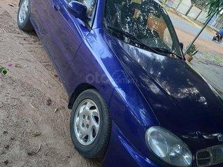 Bán ô tô Daewoo Lanos năm sản xuất 2000, màu xanh lam