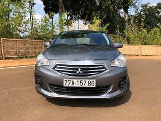 Cần bán xe Mitsubishi Attrage sản xuất năm 2019, màu xám, nhập khẩu nguyên chiếc còn mới