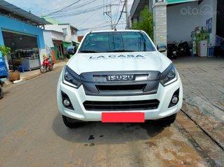 Cần bán xe Isuzu Dmax sản xuất 2019, màu trắng, nhập khẩu nguyên chiếc số sàn, 525tr