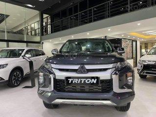 Triton 2021 với thiết kế mới dynamic shield góc cạnh bắt mắt, ông vua bán tải vận hành, tiết kiệm nhiên liệu