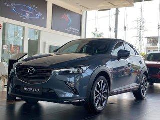 [Mazda Biên Hòa] Mazda CX3 2021 - giá tốt nhất - xe nhập - hỗ trợ trả góp - ưu đãi lớn- giao xe tận nhà