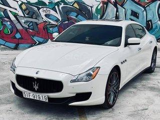 Cần bán nhanh chiếc Maserati Quattroporte SQ4 2015