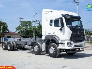 Bán xe tải Howo tải thùng 4 chân tại Hải Phòng với giá tốt nhất năm 2021