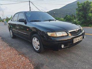 Cần bán lại xe Mazda 626 sản xuất 1999, màu đen số sàn, giá tốt