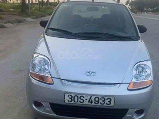 Cần bán Daewoo Matiz Van 0.8 AT sản xuất năm 2007, màu bạc, nhập khẩu nguyên chiếc giá cạnh tranh