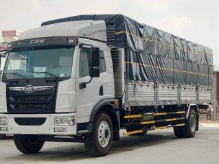Xe tải 8 tấn Faw thùng dài 8m3 - chuyên chở hàng nhẹ pallet bao bì giấy