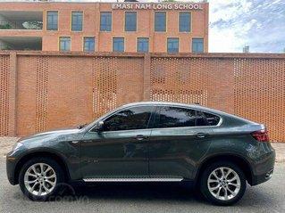 Cần bán lại xe BMW X6 đời 2008, màu xanh lam