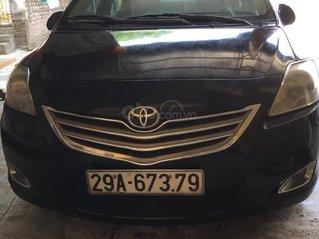 Cần bán Toyota Vios năm sản xuất 2010, màu đen số sàn, giá chỉ 220 triệu