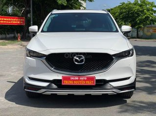 Cần bán Mazda CX 5 sản xuất năm 2018, màu trắng như mới, giá 795tr