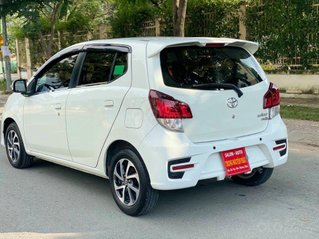 Bán ô tô Toyota Wigo đời 2018, màu trắng, giá chỉ 339 triệu