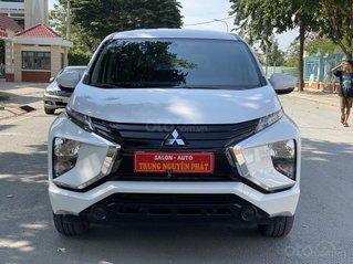 Bán Mitsubishi Xpander đời 2019, màu trắng số tự động giá cạnh tranh 590tr