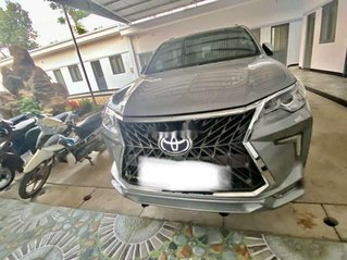 Bán Toyota Fortuner AT sản xuất năm 2019, màu bạc, xe nhập