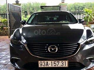 Bán Mazda 6 2.0 Luxyry đời 2019, màu xám còn mới